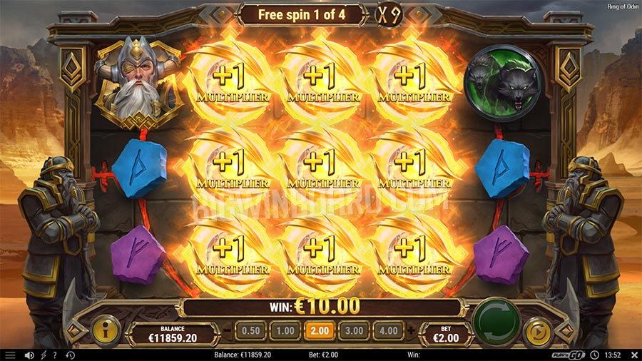 Mainkan Ring Of Odin Di Slot Online Terbaik